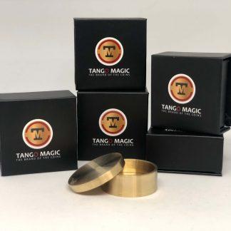 Okito coin box brass 50 cents euro (B0003)