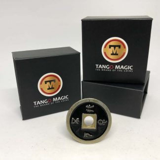 Chinese coin black color (CH008)