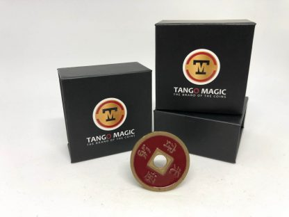Chinese coin red color (CH011)