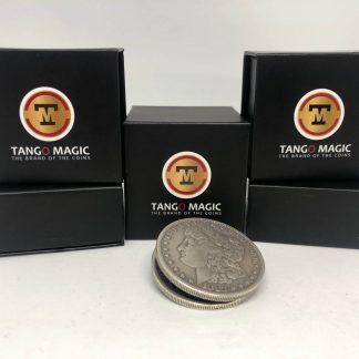 Expanded Shell Morgan Dollar head (D0008)