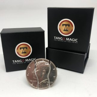 Tango Folding Coin Half Dollar (Internal System) (D0022)