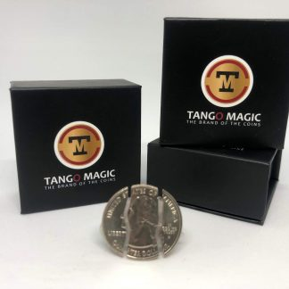 Tango Folding Coin Quarter Dollar (Internal System) (D0023)