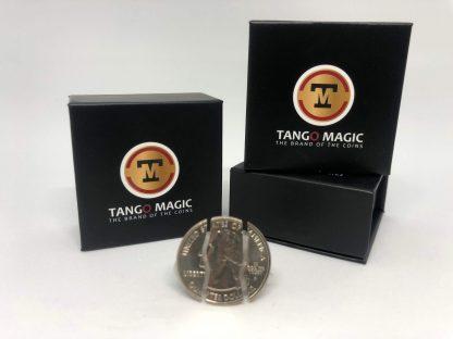 Tango Folding Coin Quarter Dollar (Internal System) (D0023)