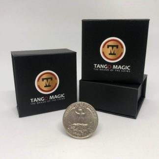 Double side Coin Quarter Dollar tails (D0036)