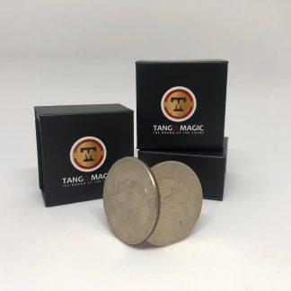 Flipper coin Half Dollar magnetic (D0042)