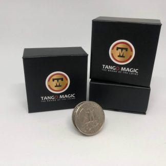 Flipper coin Quarter Dollar magnetic (D0043)
