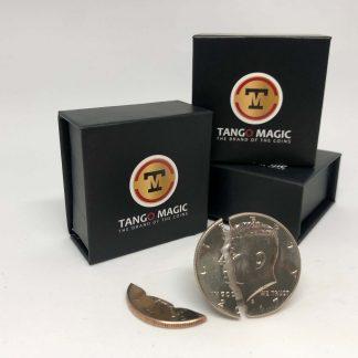 Tango Bite coin Half Dollar (Internal System) (D0044)