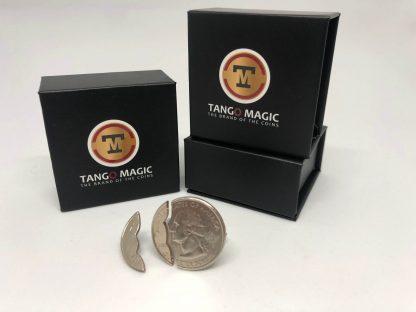 Tango Bite coin Quarter Dollar (Internal System) (D0045)