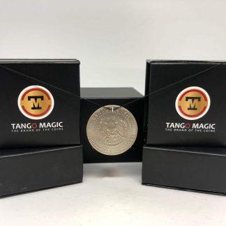 Hooked coin Half Dollar (D0064)