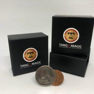 T.U.C Quarter/penny (D0127)
