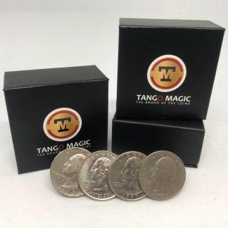 Four in one set Quarter Dollar (D0129)