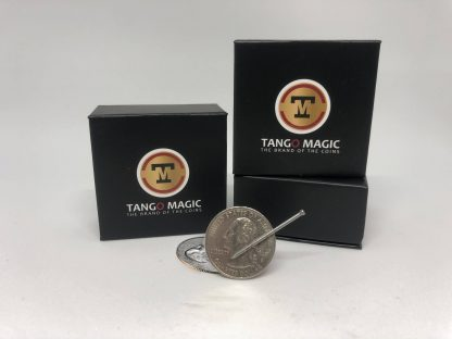 Expanded shell Quarter magnetic (D0151)