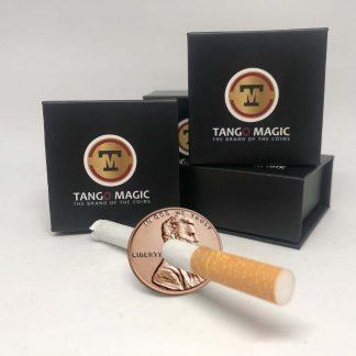 Cigarette or Pen thru Penny (D0161)