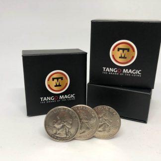 Triple TUC Quarter Dollar (D0182)