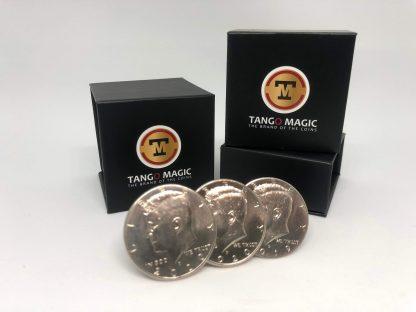 Triple TUC Half Dollar (D0183)