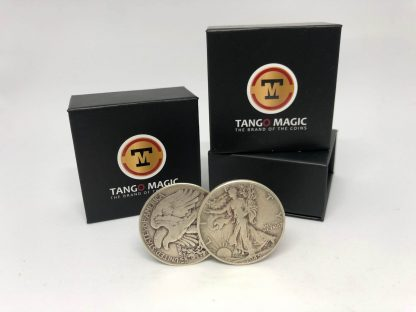 Flipper Coin PRO Gravity ELASTIC SYSTEM Half Dollar Walking Liberty (D0196)