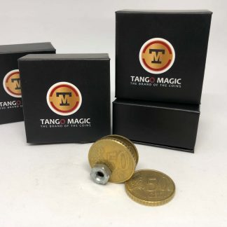 Coin thru card 50 cents (E0014)