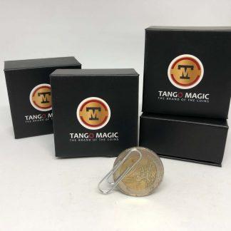 Magnetic coin 2 euros (E0021)