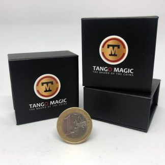 Steel core coin 1 euro (E0023)