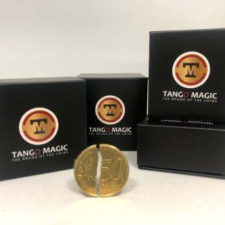 Folding coin 50 cents (E0037)
