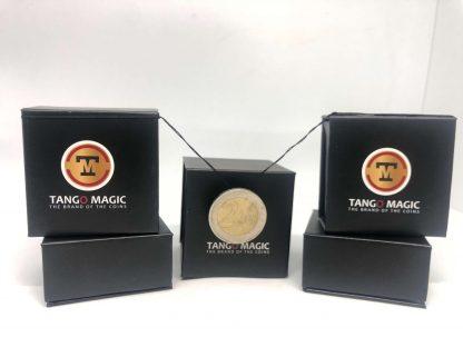 Hooked coin 2 euros (E0040)