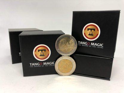 Balancing coin 2 euros (E0050)