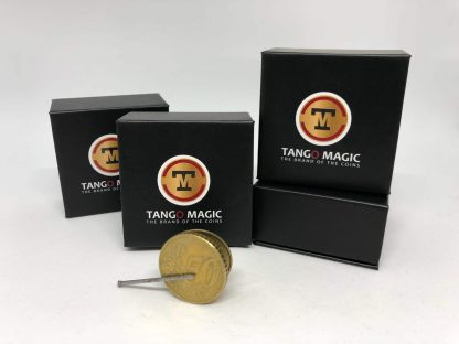 Expanded shell 2 euros magnetic (E0083)