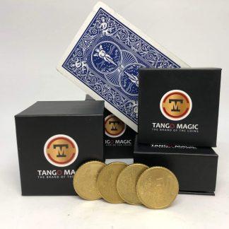 Autho 50 cents x 4 coins (E0088)