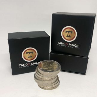 Tango magnetic coin production 2 euros x 10 coins (E0090)