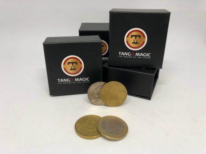 Euro-Dollar Silver copper brass transposition (ED005)