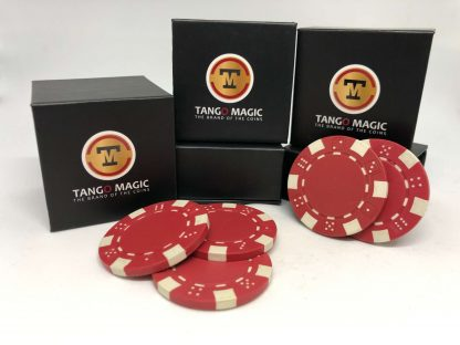 TUC poker chip Reed, include 3 regular chips (PK002R)