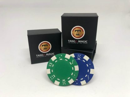 Magnetic Scotch and Soda Poker chips (PK005)